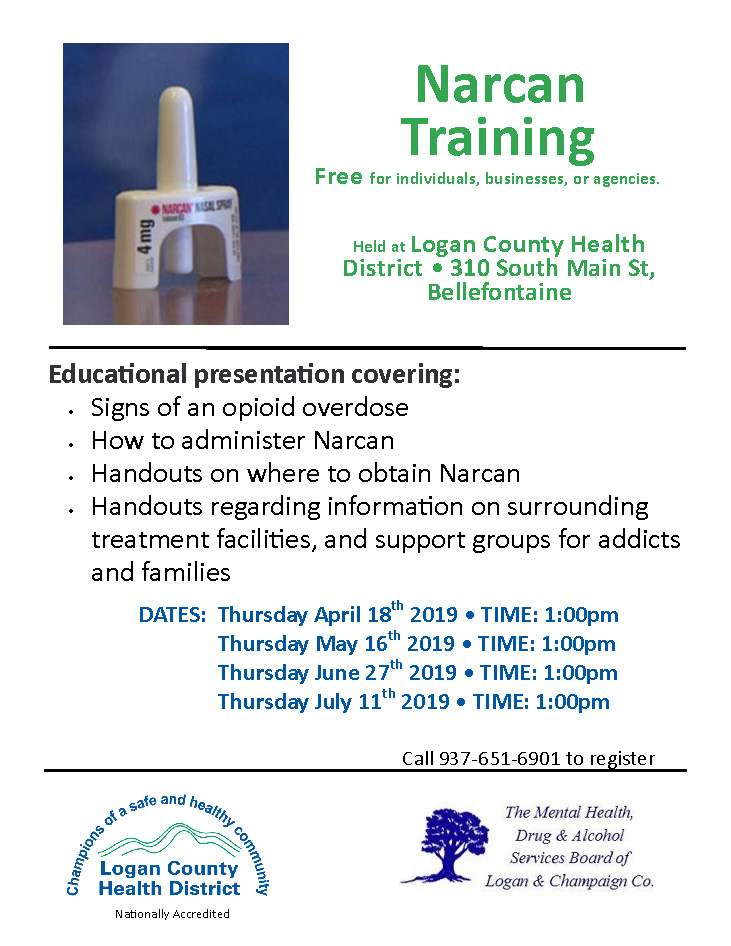 2019 Narcan Training